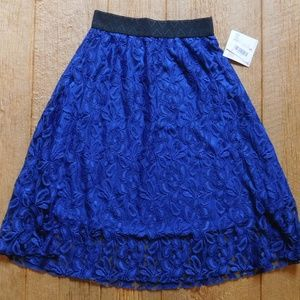 Lularoe Lola Lace Skirt